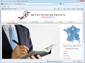 Refonte du site de Détectives de France
