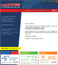 Emailing - Lanches Sports Thonon